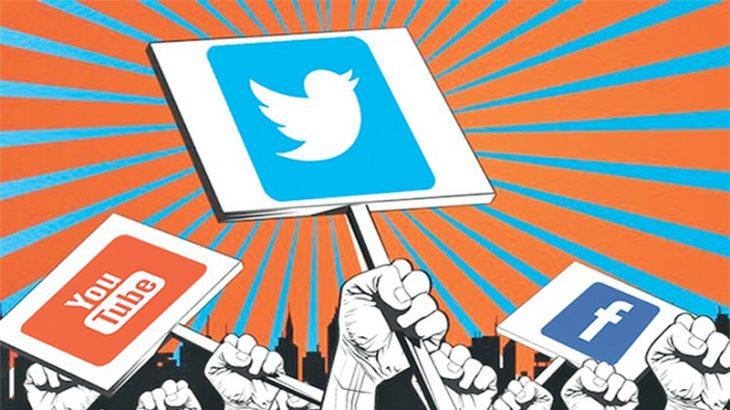 Liria në internet, propaganda funksionon më mirë se censura në median sociale