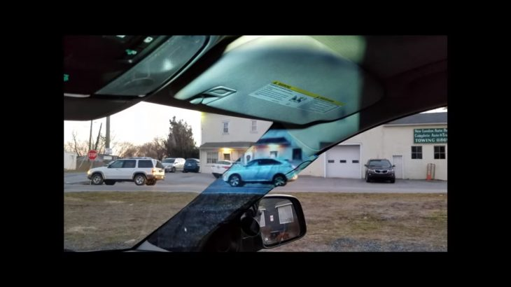 Një 14 vjeçare ka gjetur një zgjidhje për shtyllat e makinës që bllokojnë fushëpamjen