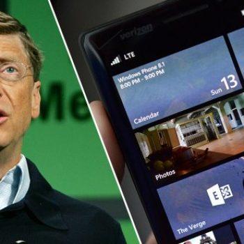 Gates thotë se Windows Phone do të kishte fituar ndaj Android nëse Microsoft nuk do të hetohej nga autoritetet Amerikane