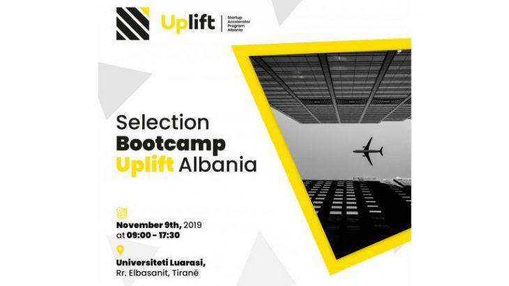 Mbyllen aplikimet në Uplift Albania, më 9 Nëntor shpallen fituesit