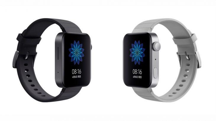 Xiaomi prezantoi një klon të Apple Watch dhe me gjysmën e çmimit