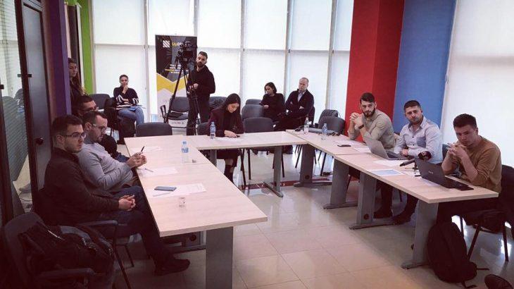 Startupet e Uplift Albania takime me ekspertë të inovacionit, investimeve dhe sipërmarrës të suksesshëm