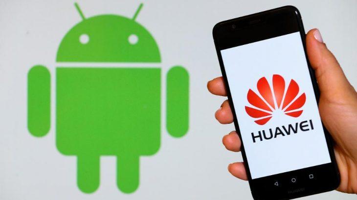 Huawei paralajmëron Google: Jemi pothuajse gati t'ju zëvendësojmë
