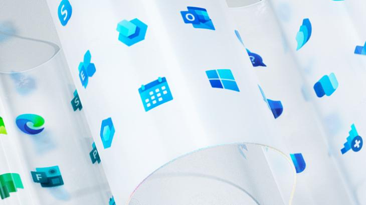 Microsoft ka ridizajnuar mëse 100 logo e ikona por ju ende nuk mund ti keni