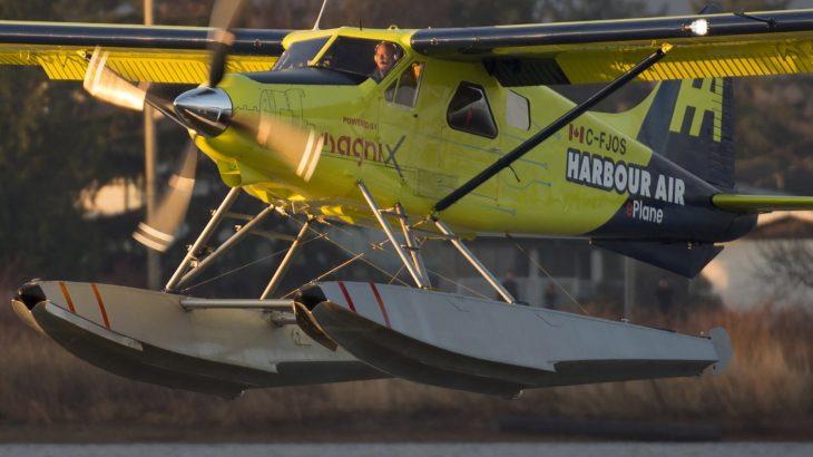Kryhet fluturimi i parë i një avioni elektrik