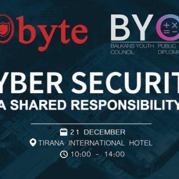 """Më 21 Dhjetor Zerobyte organizon në Tiranë konferencën """"Siguria Kibernetike – Një Përgjegjësi e Përbashkët"""""""