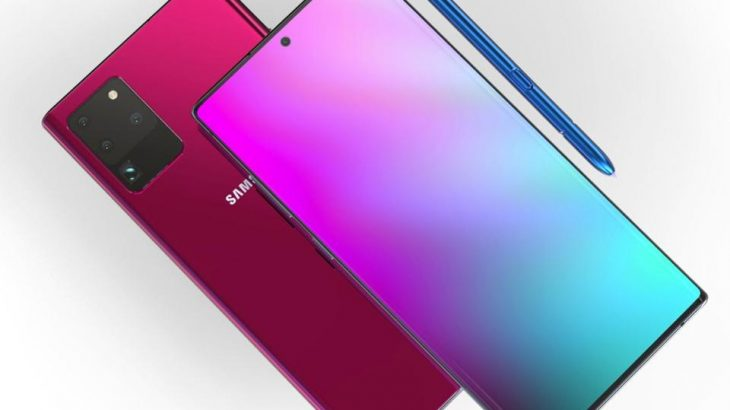 Galaxy Note 20 i mrekullueshëm fillon të marrë formë