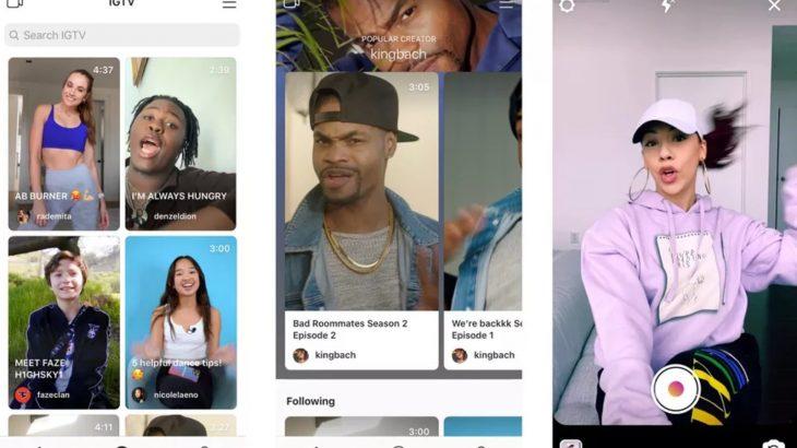 Ndryshimet në aplikacionin IGTV të Instagram ju ndihmojnë të gjeni krijues të rinj