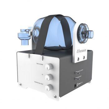 Startupi shqiptar Formon krijon një ventilator frymëmarrje për të infektuarit nga COVID-19