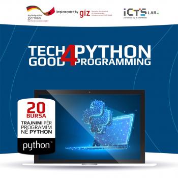Trajnime falas nga ICTSlab, 20 të rinj do të mësojnë gjuhën e programimit më kërkuar në botë
