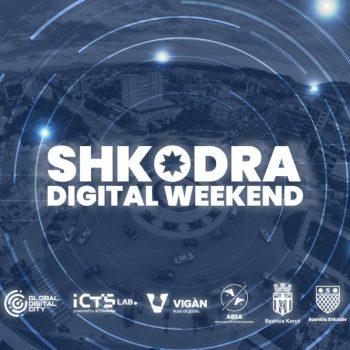 Më 11 Prill Shkodra thyen barrierat e izolimit me aktivitetin më të madh të inovacionit dhe dixhitalizimit Shkodra Digital Weekend
