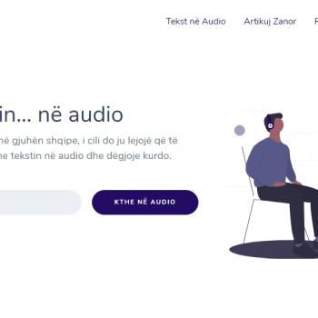 Zëri.app është aplikacioni shqiptar me të cilin mund të dëgjoni lajme në vend që ti lexoni