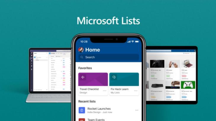 Aplikacioni i ri i Microsoft për riorganizimin e proceseve dhe listave të bizneseve