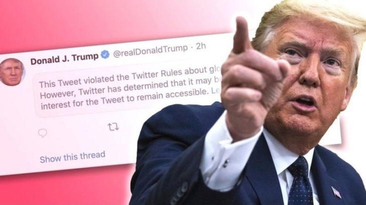 Punonjësit e Facebook revoltohen ndaj Zuckerberg për postimin e Trump
