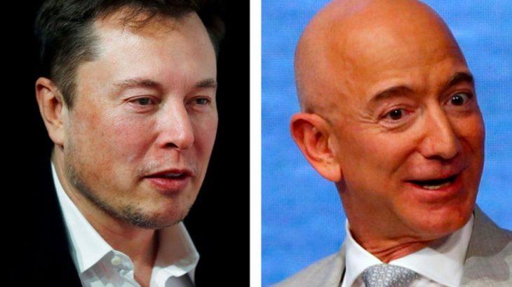 Rivaliteti i egër i dy miliarderëve, Musk sulmon Bezos