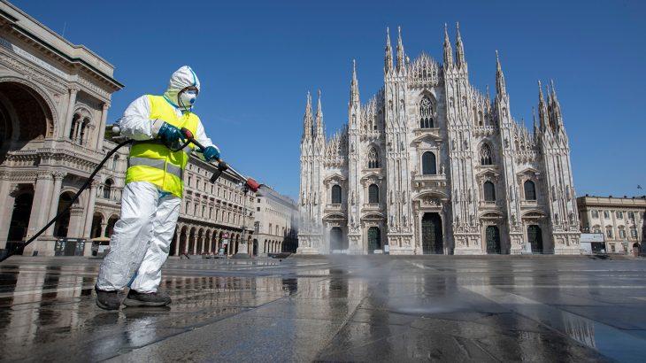Italia lançon aplikacionin zyrtar për gjurmimin e koronavirusit