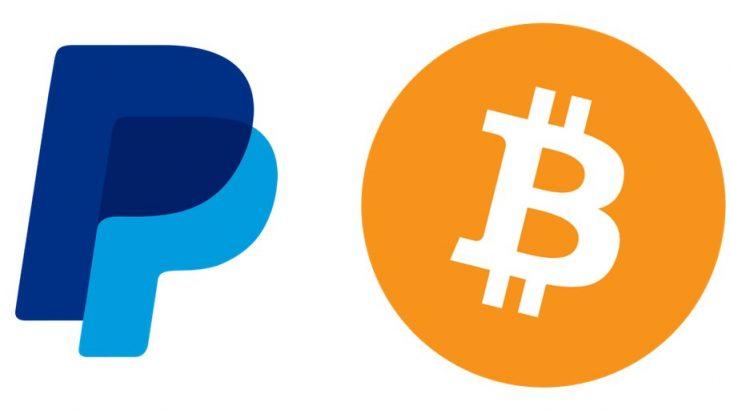 PayPal i hap dyert Bitcoin