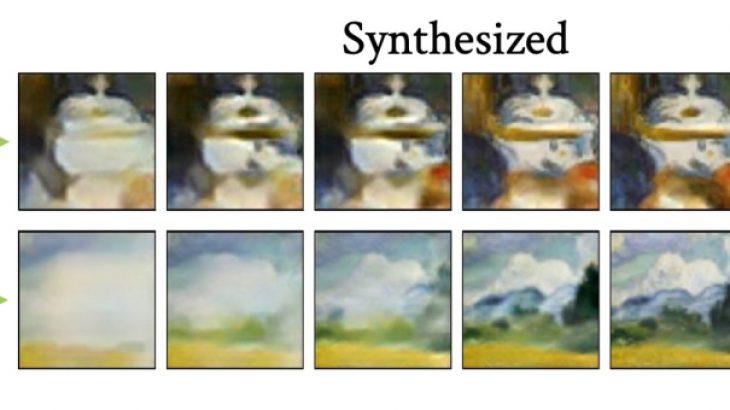 Inteligjenca Artificiale rikrijon kryeveprat e artistëve të famshëm