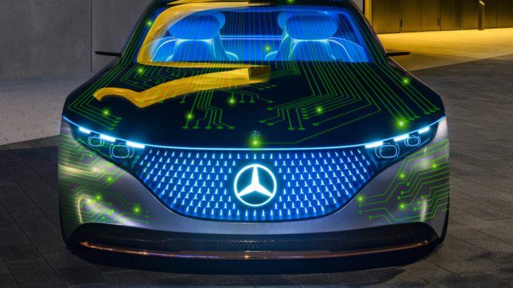 Mercedes-Benz dhe NVIDIA zhvillojnë një sistem revolucionar për makinat