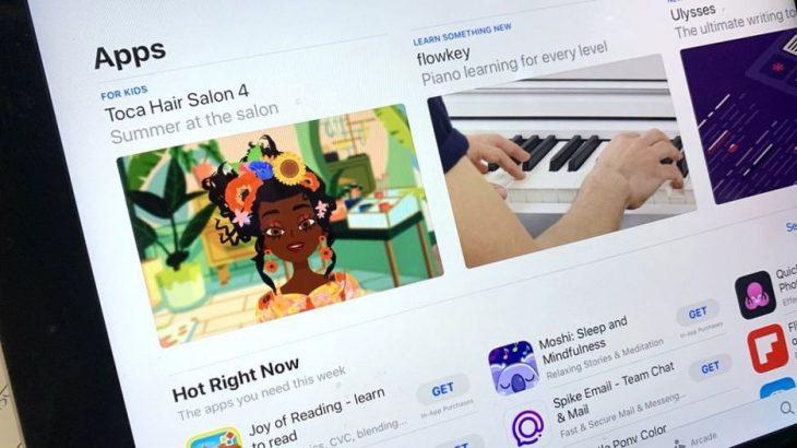 Apple mbron tarifat e App Store