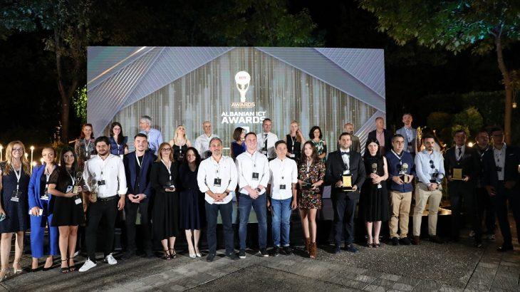 Edicioni i 8-të i ICT Awards ndan çmimet për historitë shqiptare të suksesit në teknologji