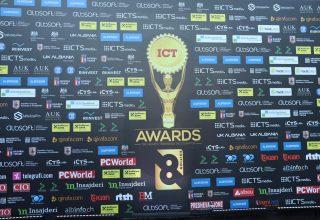 Live: Edicioni i 8-të i ICT Awards shpall fituesit në Mbrëmjen Gala