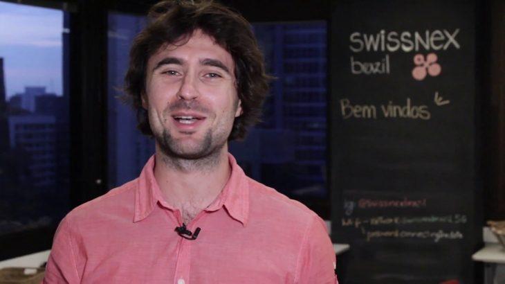 Endri Dibra shqiptari nga Zvicra që rrëmbeu çmimin Inovacioni i vitit në ICT Awards