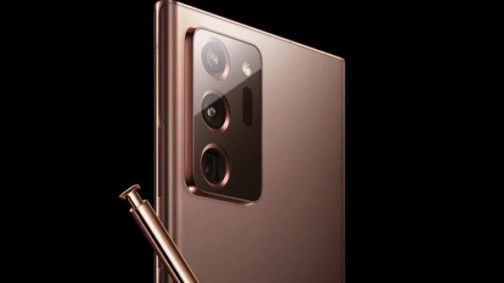 Galaxy Note 20 shfaqet në përdorim përpara debutimit