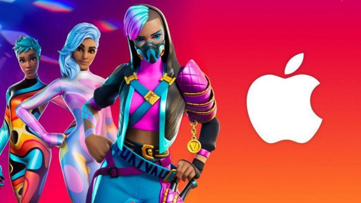 Apple i përgjigjet krijuesit të lojës Fortnite