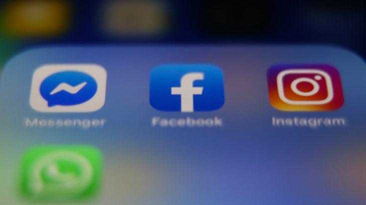 Bien Facebook, WhatsApp dhe Instagram në Evropë