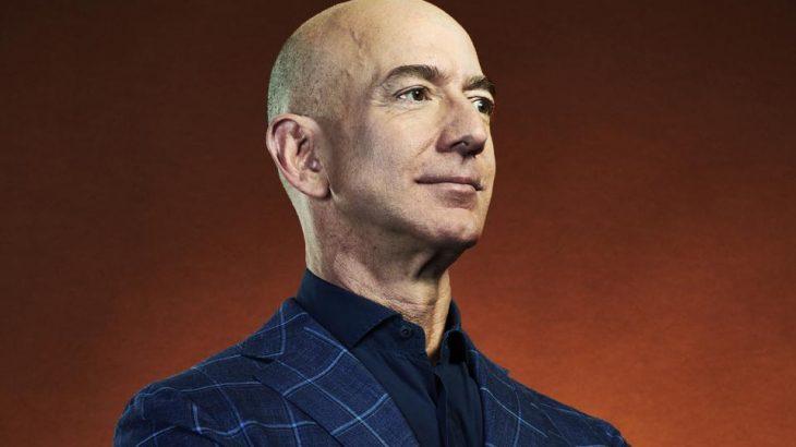 Pasuria e CEO së Amazon e barabartë me 1% të GDP Amerikane