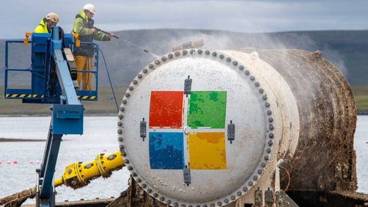 Pse Microsoft po i vendos qendrat e të dhënave në fund të oqeanit