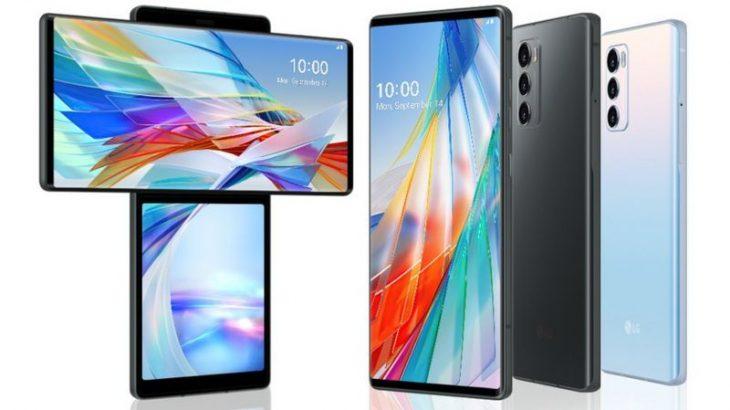LG zbulon smartfonin me dizajnin më radikal të viteve të fundit