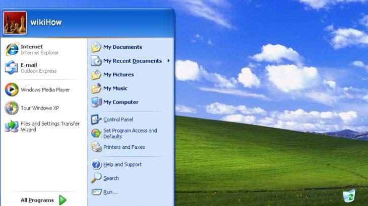 Publikohet kodi burimor i Windows XP