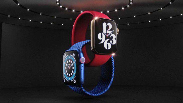 Apple Watch 6 vjen me një sensor për monitorimin e shëndetit
