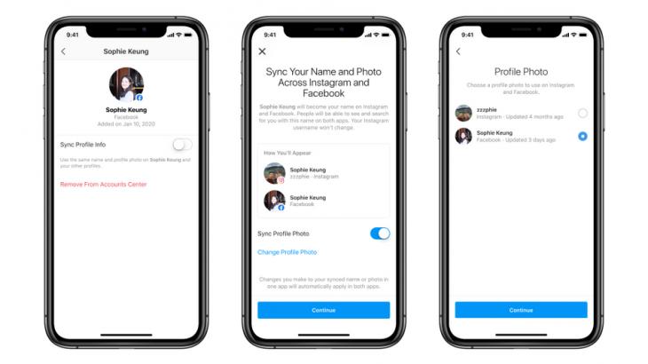 Facebook e bën të thjeshtë menaxhimin e Instagram, Facebook dhe Messenger njëherazi