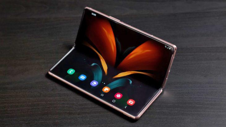 Samsung zbret çmimin e Galaxy Z Fold 2