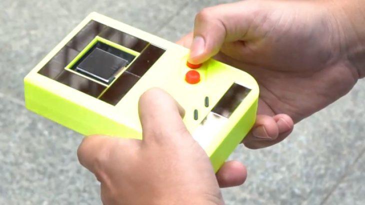 Rikthehet konsola gameboy dhe nuk ka nevojë për bateri