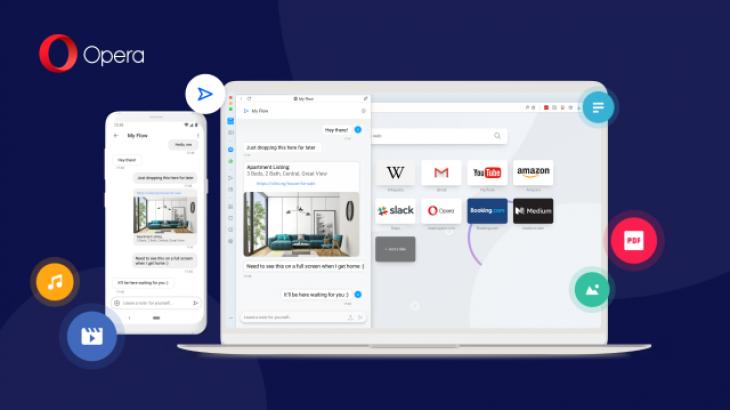 Versioni i ri i Opera fokusohet në produktivitet