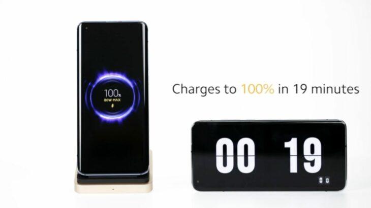 Teknologjia e re e karikimit wireless të Xiaomi dërgon bateritë në 100% për 20 minuta