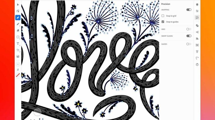 Adobe lançon Illustrator për iPad