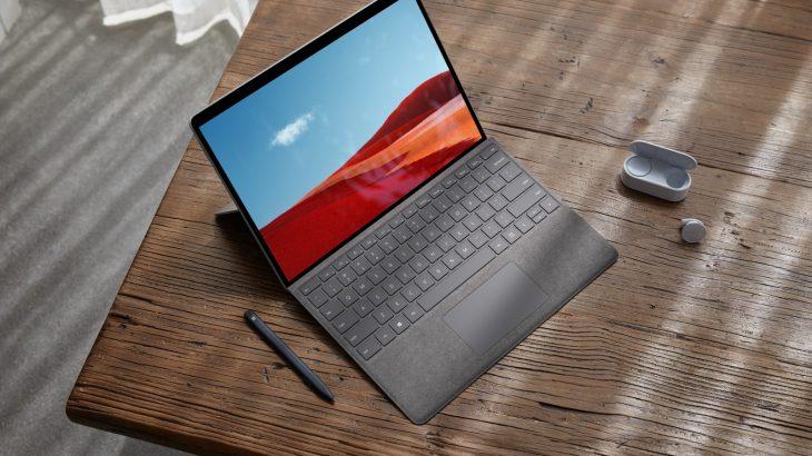 Microsoft përditëson Surface Pro X me procesor të ri