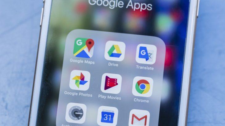 Google përditëson për herë të parë pas disa muajsh aplikacionet në iOS