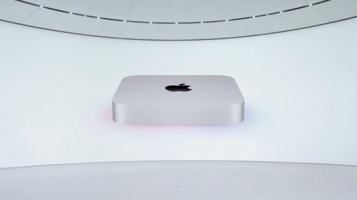 Mac Mini është kompjuteri i tretë me procesorin që mban emrin e Apple