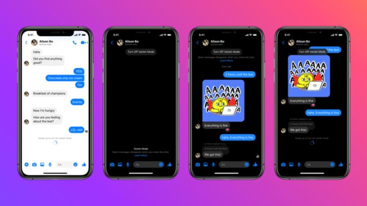 Facebook kopjon një tjetër funksion të Snapchat për aplikacionin Messenger