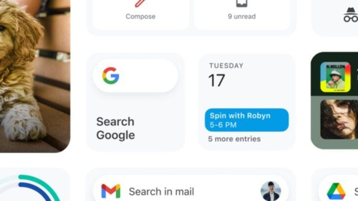 Google lançon widgets të Gmail për iPhone
