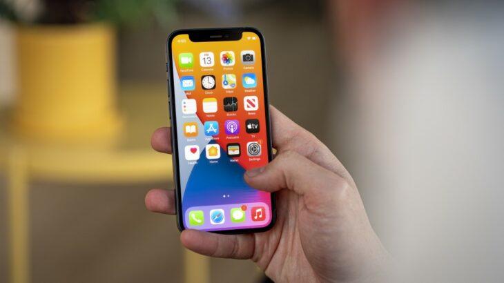 Problemet me ekranin prekin iPhone 12 mini