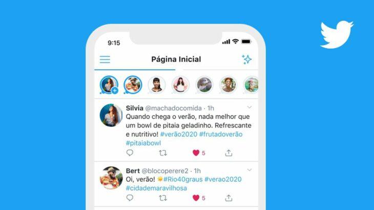 Një ditë nga debutimi Twitter Fleets shfaqin probleme