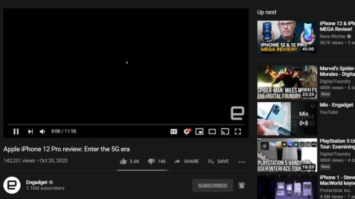 YouTube pësoi ndërprerje të pazakontë