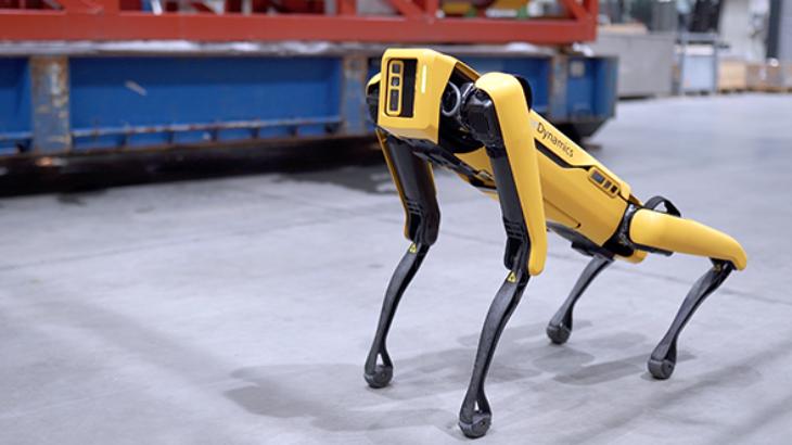 Hyundai Motors blen kompaninë pas qenit robotik Spot